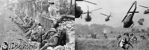 vietnam savaşı, vietnam war