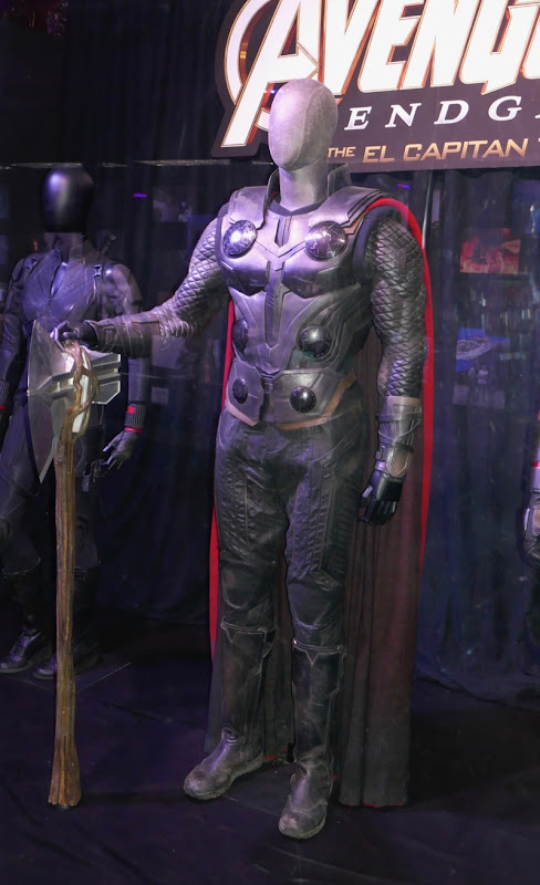 Avengers Endgame Thor movie costume