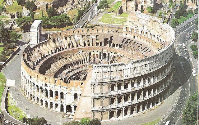 Ingressos para o Coliseu em Roma