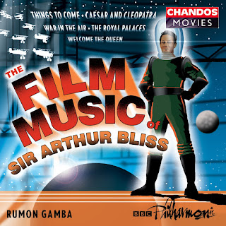 Bliss the film music of sir arthur bliss
