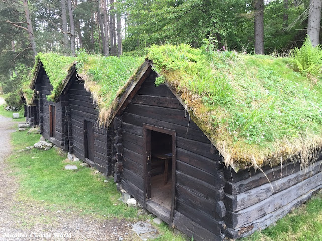 Sunnmore Open Air Museum in Alesund
