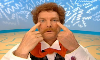 Mr. Noodle finds his eyes for winking. Elmo's World Eyes The Noodle Family