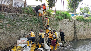 Pelda Mulyanto (Dansub 06 Sektor 22 Citarum Harum) Kolaborasi Kewilayahan Modal Awal Masa Depan Sungai