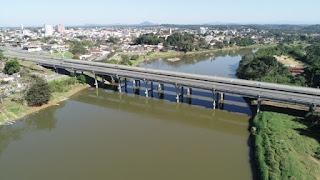 Concessionária irá realizar reparos na Ponte do Rio Ribeira do Iguape