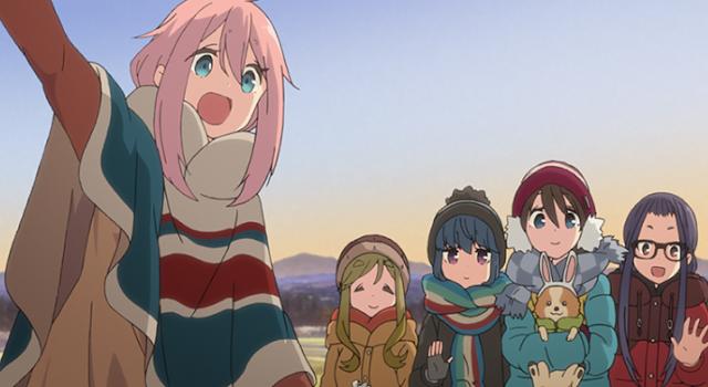 Anime Yuru Camp Season 2 Kapan Tanggal Rilisnya?