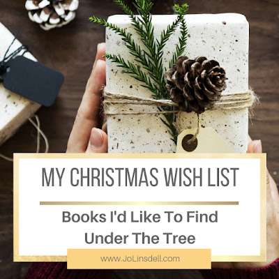 Books On My Christmas Wish List