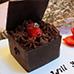 Proposal Idea: No Bake Chocolate Cheesecake in Chocolate Box