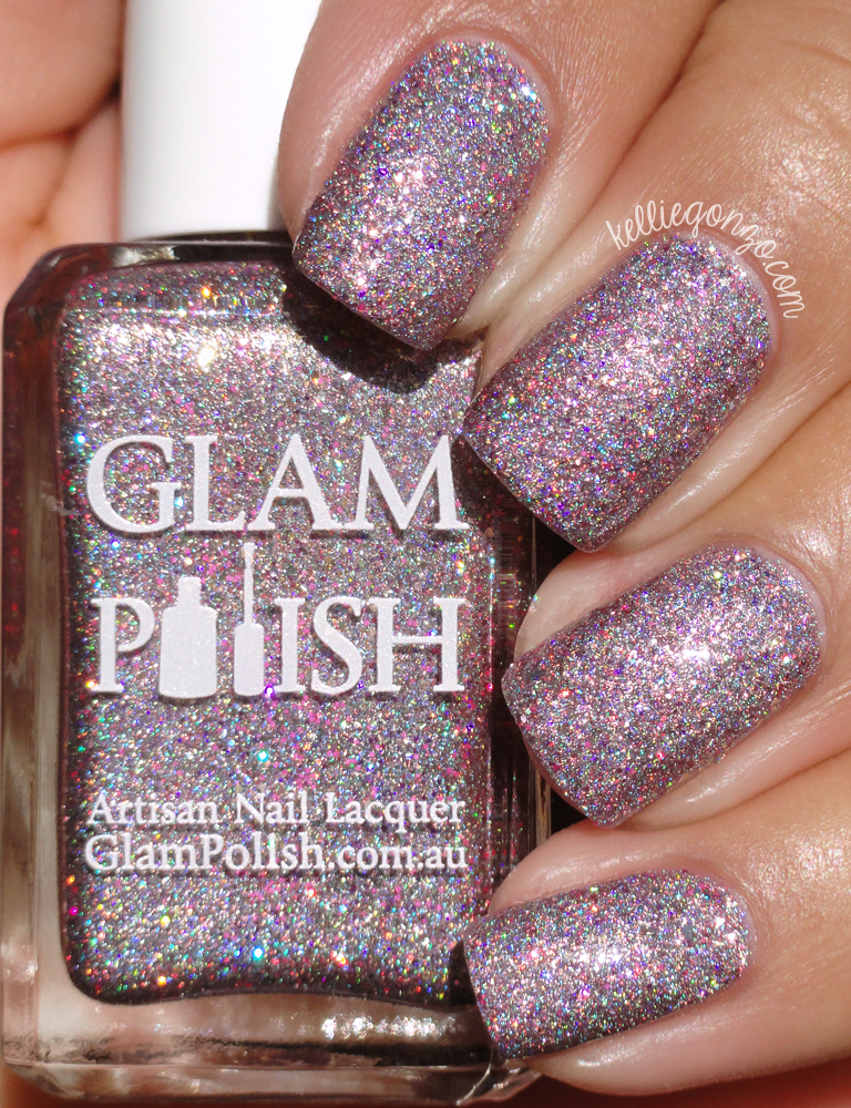 Glam Polish Glitter For Breakfast