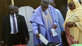 Accord Party wins Senate election at Buhari's polling unit