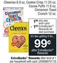 Cheerios 8