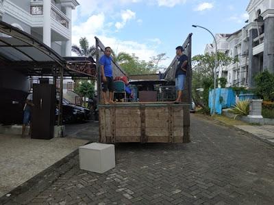 Dok. Pindahan Rumah Banjarmasin Purwokerto (Truk Fuso)