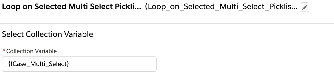 Loop on Multi Select Pick List values in Flows