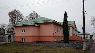 Густыня. Свято-Троицкий монастырь. Гостиница 1843 г.