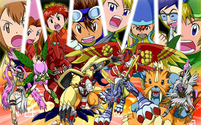 Digimon Adventure Sub Indo