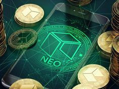 NEO Logo Image in green shade