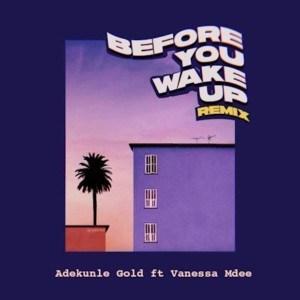 [Mp3] Adekunle Gold - Before you wake up remix ft Vanessa Mdee