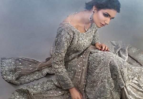 Nadia Farooqui Summer Floral & Bridals Dresses 2016