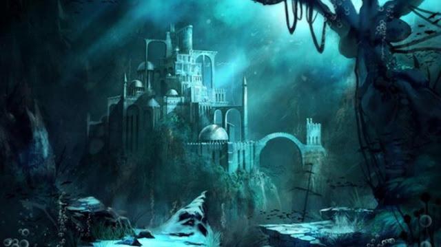 Benarkah Tenggelamnya Atlantis Dampak dari Meletusnya Gunung Krakatau?