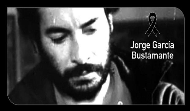 Ministerio de Cultura lamenta fallecimiento de actor Jorge García Bustamante