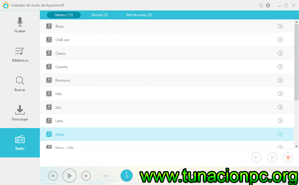Apowersoft Streaming Audio Recorder Final