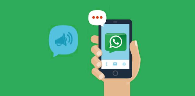 Begini Cara Mengisi Pesan Chat WhatsApp Dengan Suara