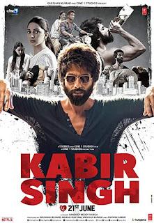 Kabir Singh (2019) Hindi Original HDRip 720p x264 DD5.1 ESub [1.4GB] Full Bollywood Movie