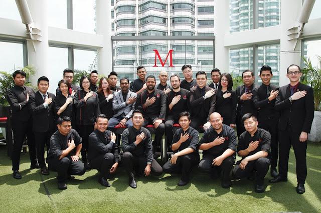 MIGF 2018 - Marini 57 Chef Team - Petronas Tower 3, Kuala Lumpur