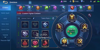 The sickest and strongest X.Borg emblem in Mobile Legends