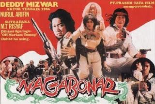 Film Perjuangan Kemerdekaan Indonesia Terbaik naga bonar