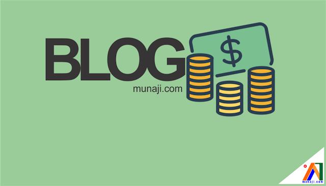 Blog Apa yang Menghasilkan Uang