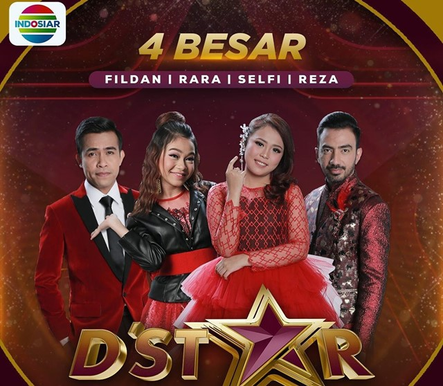 Peserta Top 4 D'star Indosiar - IGindosiar
