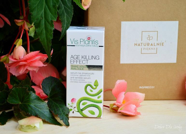 InspiredBy NATURALNIE PIĘKNA - Elfa Pharm Vis Plantis serum na zmarszczki mimiczne i głębokie linie