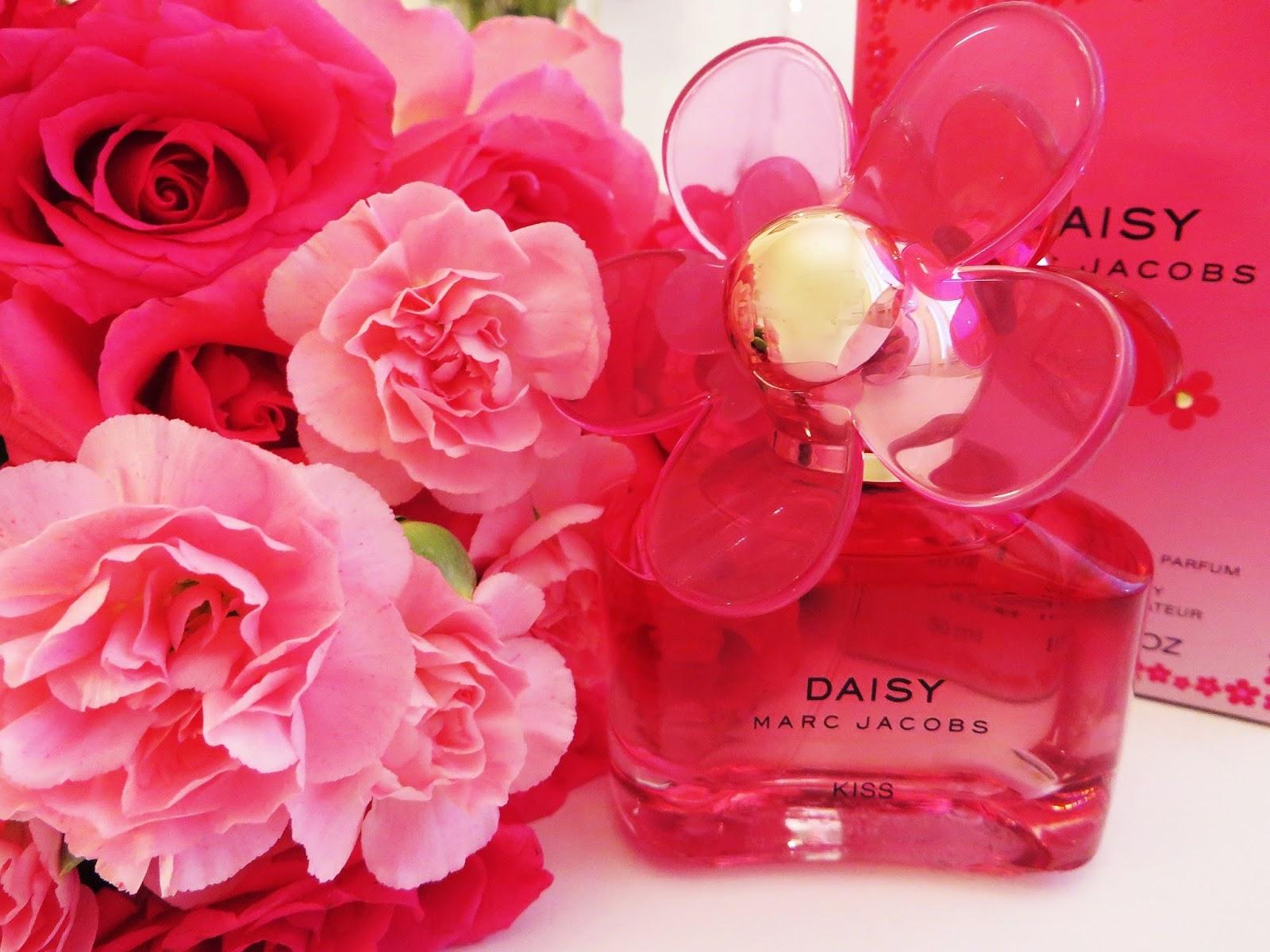Marc Jacobs Daisy Kiss, Marc Jacobs tuoksut, kesätuoksut, kesätuoksu, Daisy Kiss