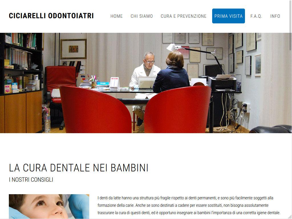 Studio Dentistico - Odontoiatra