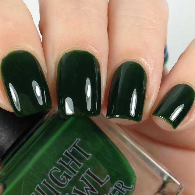 Night Owl Lacquer-Dead Inside