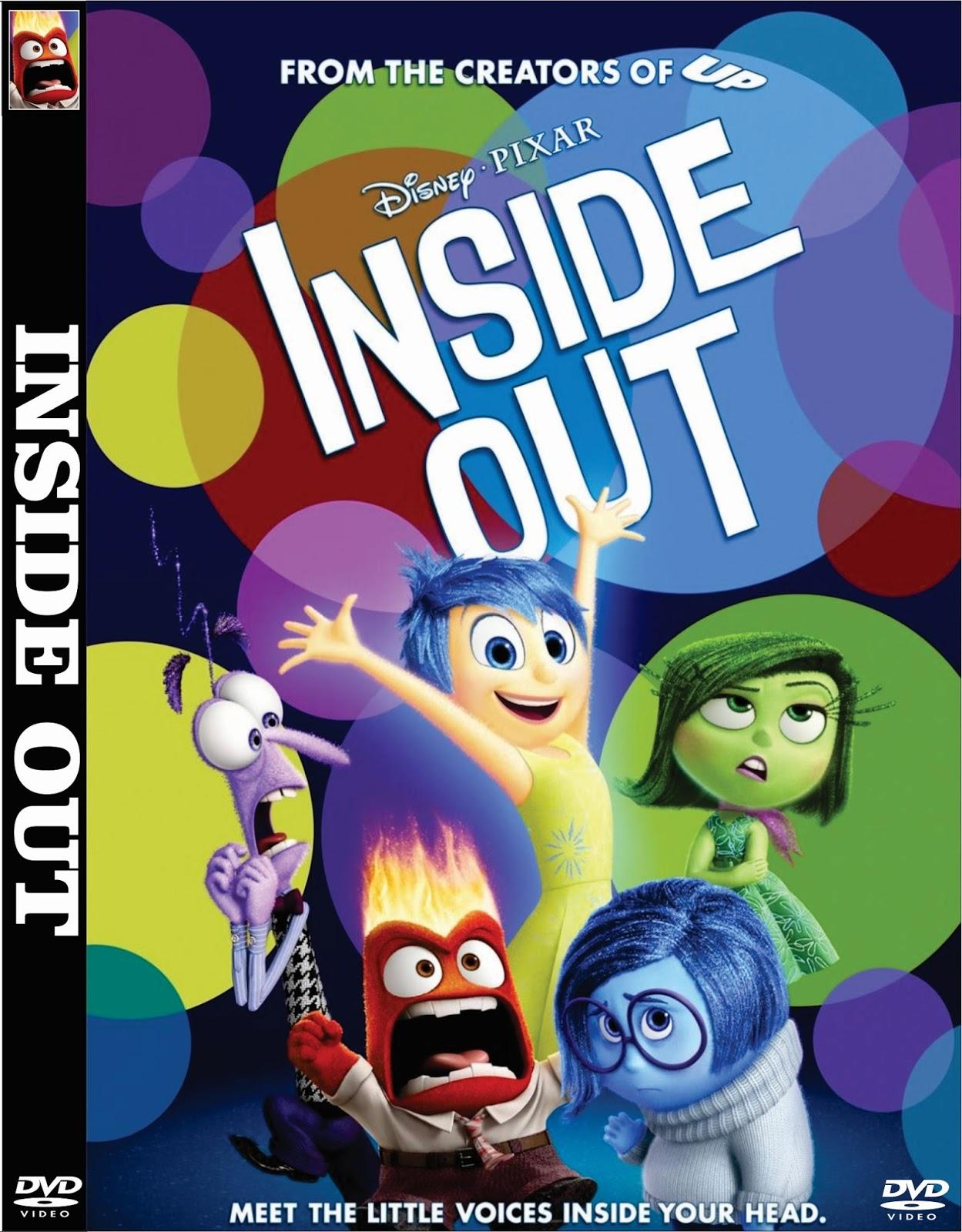 Inside Out อินไซด์ เอาท์ มหัศจรรย์อารมณ์อลเวง [HD][พากย์ไทย]