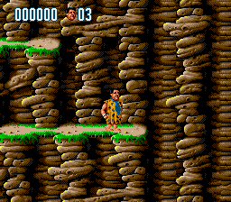 the flinstones megadrive ocean prototype