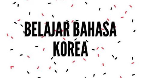Website Untuk Belajar Bahasa Korea