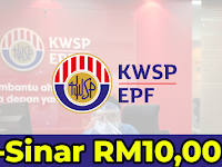 Info Rasmi: Permohonan RM10,000 KWSP Telah Dibenarkan