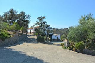 Se vende finca de sierra con 2 casas en el Madroño