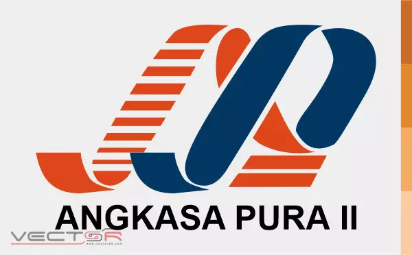Angkasa Pura II (1984) Logo - Download Vector File AI (Adobe Illustrator)