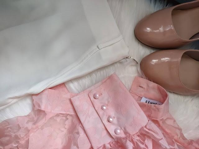 3 ideas para combinar una blusa con transparencias 07