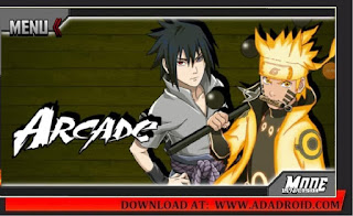 Naruto Senki F-Team Mod by Fery Apk