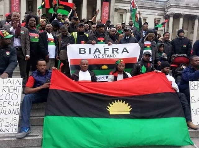 igbos stop agitating for biafra