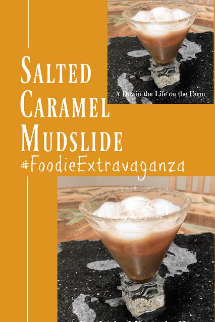 Salted Caramel Mudslide pin