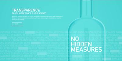 Scotch Whisky Transparency Campaign