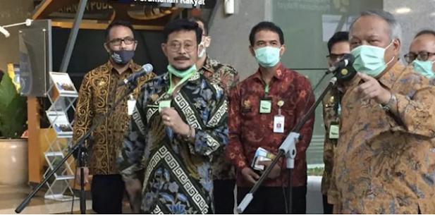 Bukan Solusi Jangka Panjang, Duh! Kalung Anti Corona Kementan Ditertawakan Dunia Internasional?