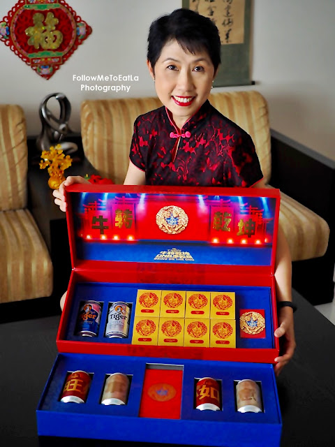 TIGER BEER 'BRING ON THE ONG' TO THEIR 2021 CHINESE NEW YEAR CAMPAIGN