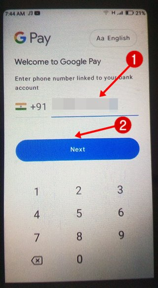 enter-phone-number-linked-to-bank-account