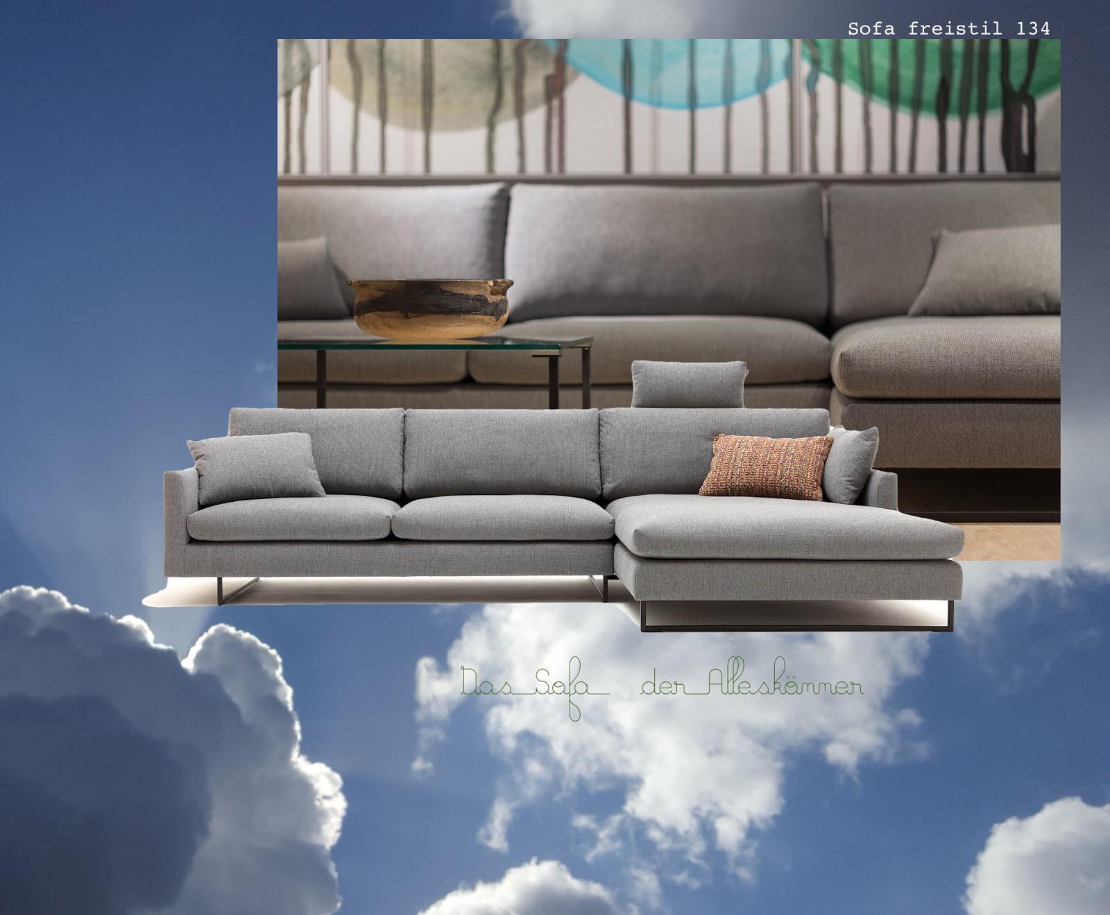 Wer suchet, der findet. Die perfekte Couch.
